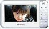 Видеодомофон цветной KW-128C-W80