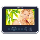 Видеодомофон цветной KW-129C-W32